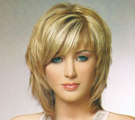 Medium Blonde Hairstyles For Fine Hair