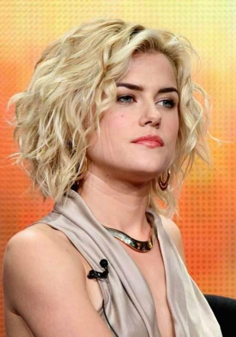 Rachael Taylor Short Hair
