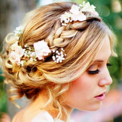 Short Hair Styles for Weddings Inspirations