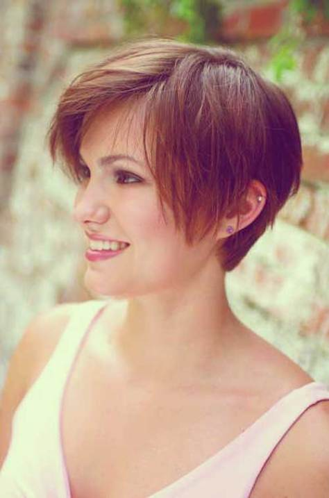 Short Haircuts for Thick Hair...