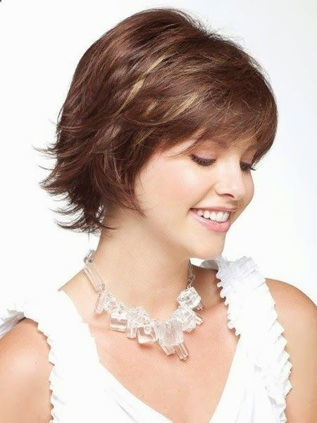 Short Hairstyles Women Over 40 Thin Hair