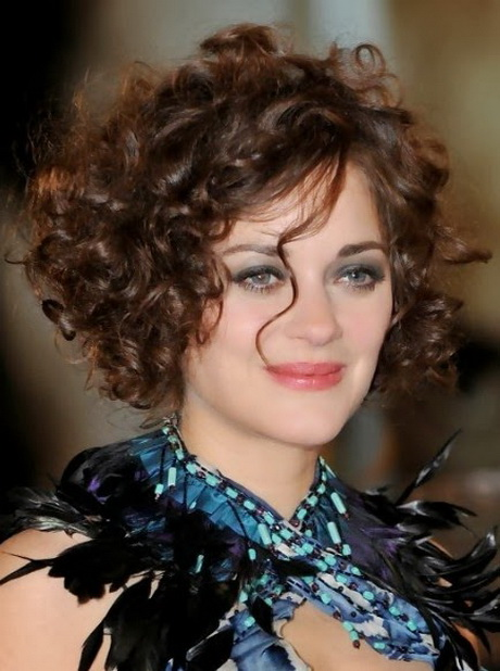 Short Natural Hairstyles for Curly Hair
