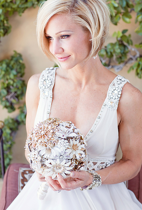 Short Wedding Hairstyles...