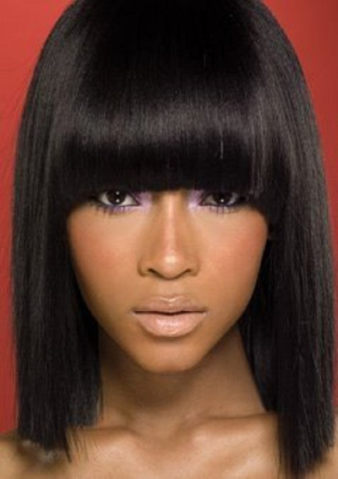 Showiest Bob Haircuts for Black Women