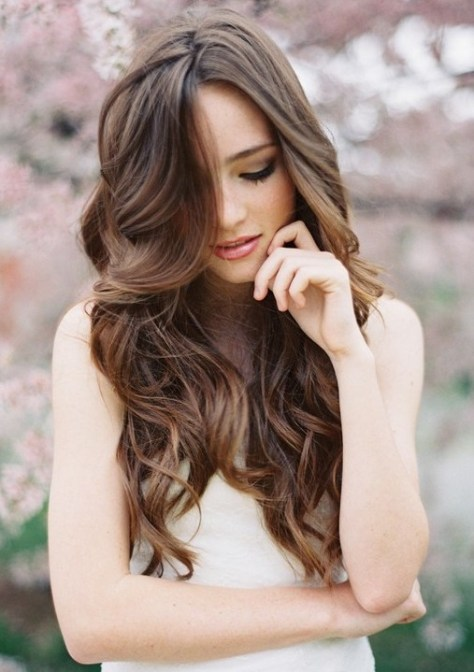 Wedding Hairstyles For Long Hair...