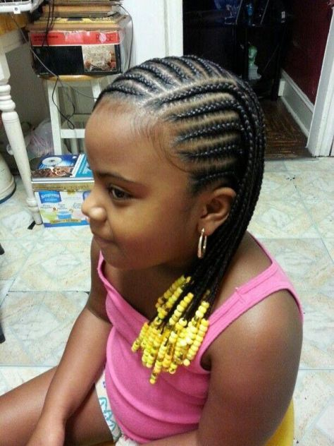 cornrow braids for little girls