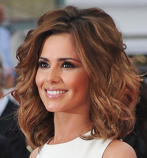 hairstyles for curly hair over 30...