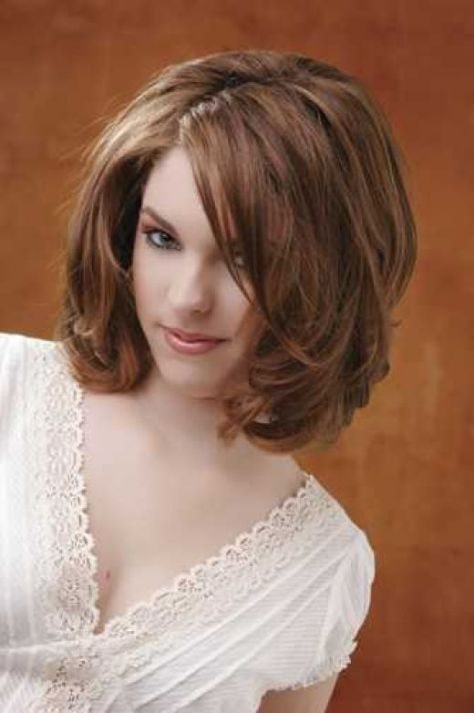 medium length bob hairstyles layered 2016