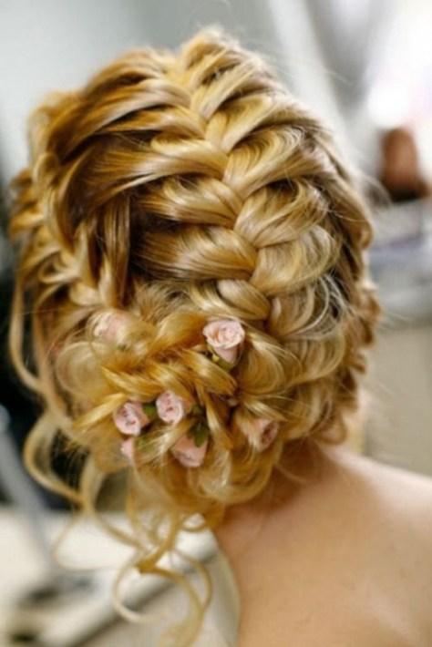 Braided Wedding Hairstyles Ideas