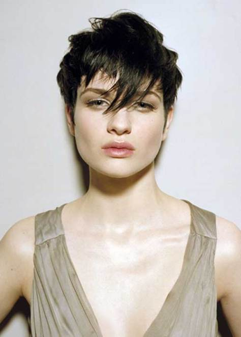 Girls with Short Haircuts