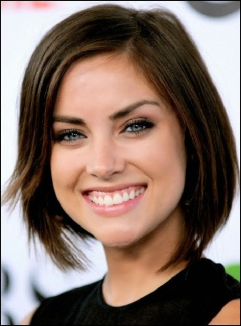 Jessica Stroup Short Hairstyle