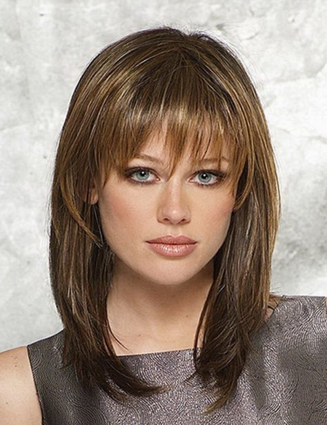 Latest Medium Length Hairstyles
