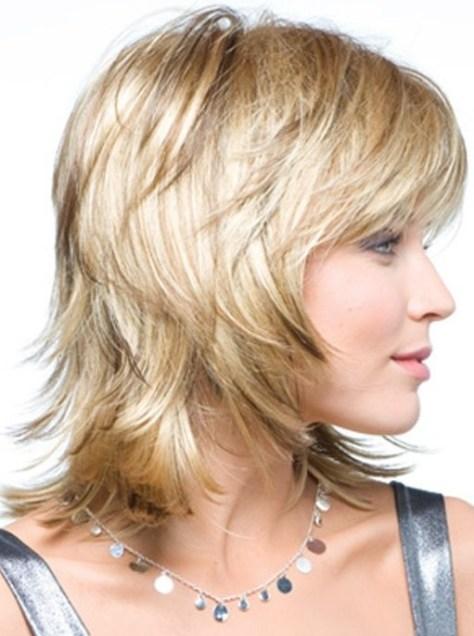 Medium Layered Hairstyles 2016
