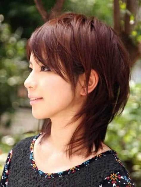 Short Layered Haircuts 2016