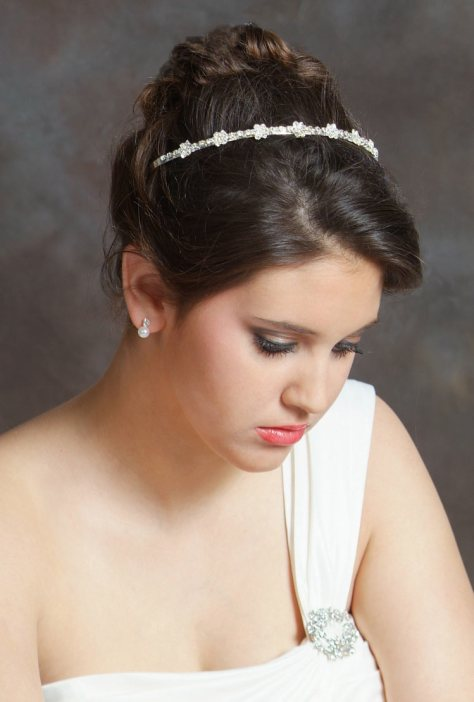 Short Wedding Hairstyles 2016