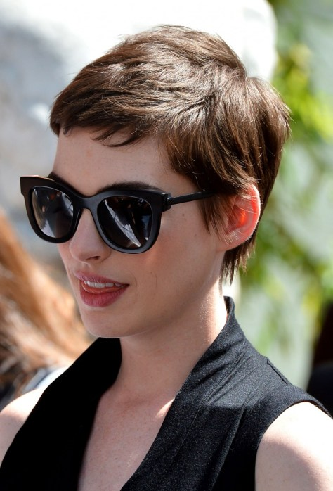 Women Short Pixie Haircuts Ideas