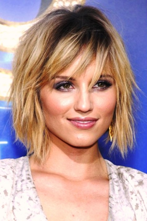 Choppy Bob Hairstyles for Fine Thin Hair