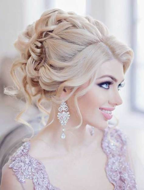 Gorgeous Prom Hairstyle Ideas