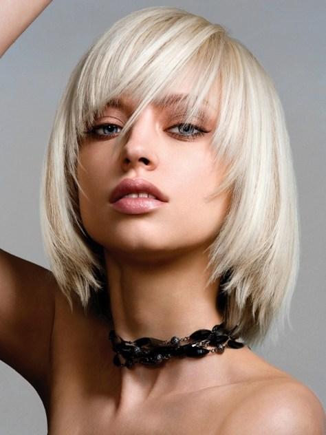 Modern Medium Layered Hairstyles