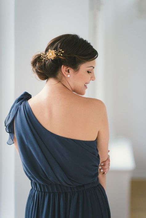 Quick and Easy Bridesmaid Hairstyles