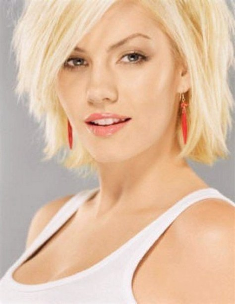Short Choppy Hairstyles Pics