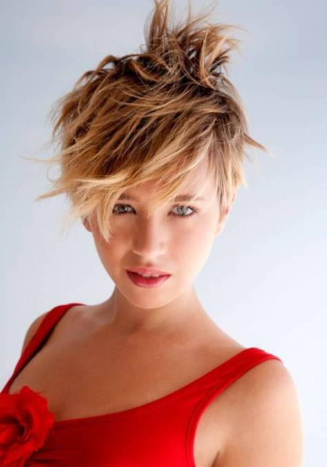 Short Funky Hairstyles 2016