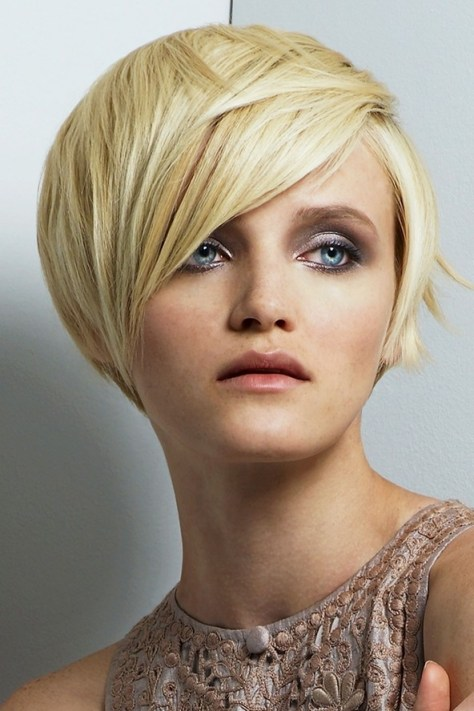 Ultra Short Bob Hairstyles
