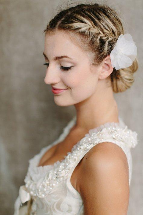 Wedding Side Bun Hairstyles