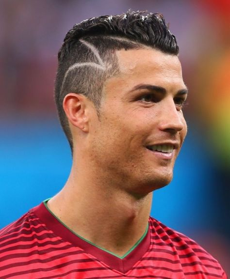 soccer hairstyles for men