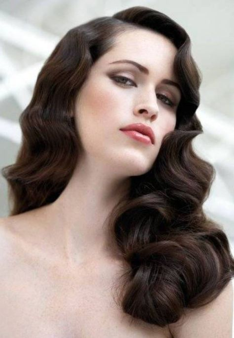 hairstyles for long hair waves