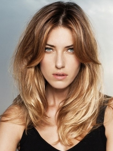 long medium length hairstyles