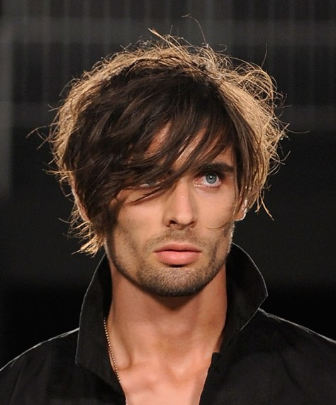 shaggy hairstyles for men