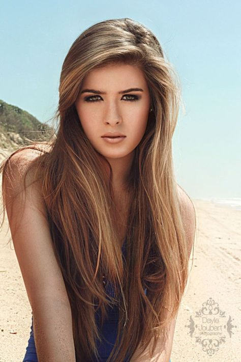 hairstyles for long hair brown