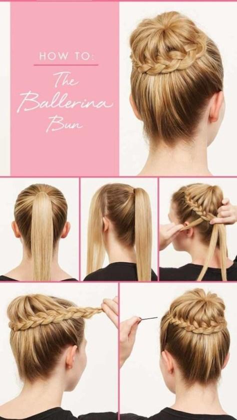 diy prom hairstyles