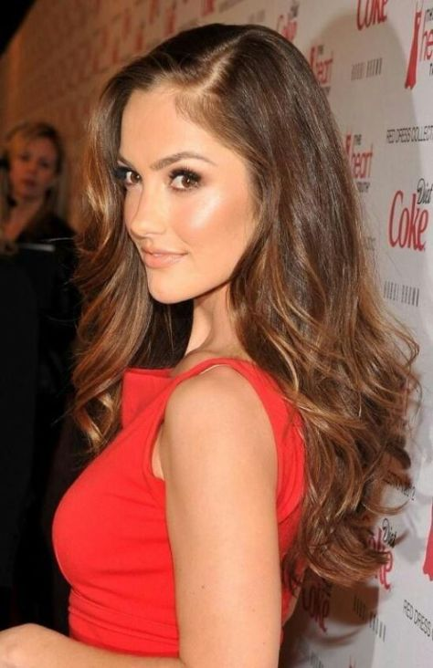 prom hairstyles for brunettes