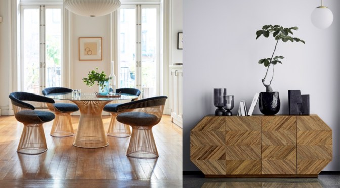 Getting a Middle Ground when Tastes on Contemporary Furniture Crash
