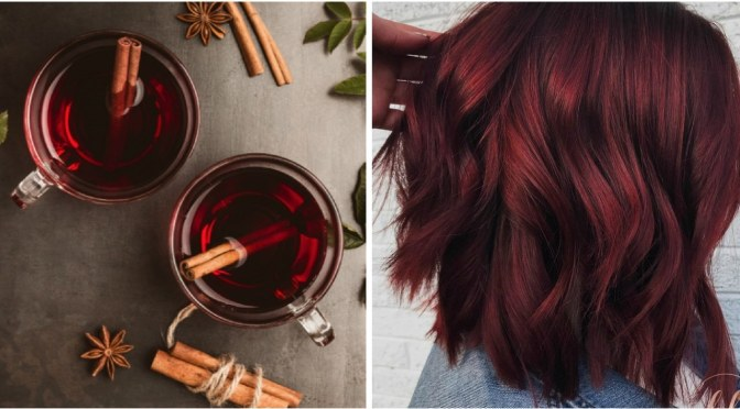 How to Pamper Your Hair with Wine?