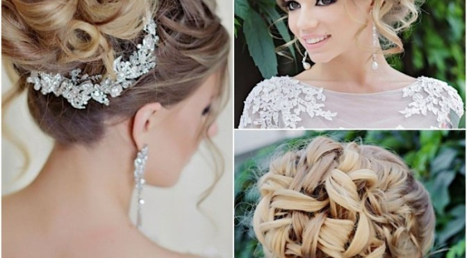 What Hair Style to Use on Your Wedding? Decide What's Right for You