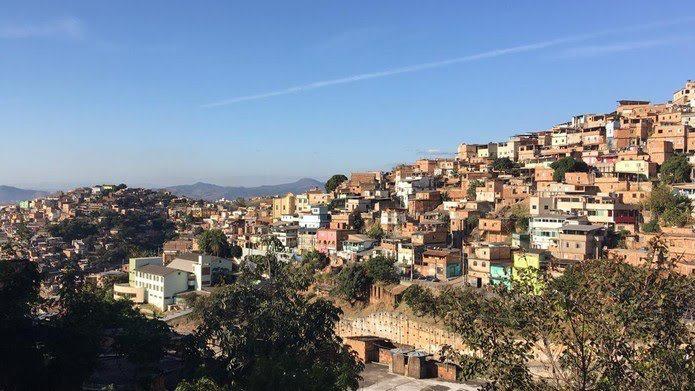 Foto: Gabi Coelho - Aglomerado da Serra