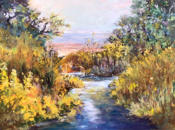 Along the Blitzen by Steve Bennett