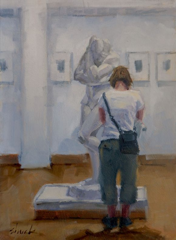 At the Maryhill Museum by Vicki Shuck