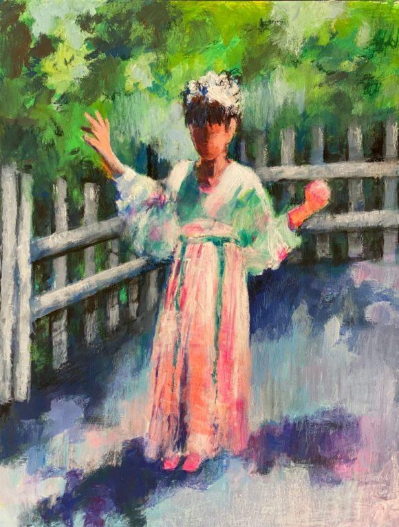 Birthday Princess by Barbara Enochian