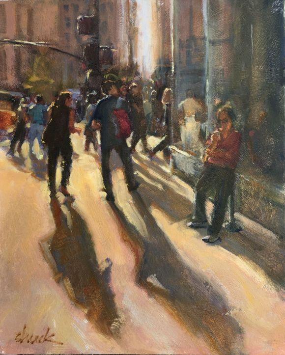 City Shadows by Vicki Shuck
