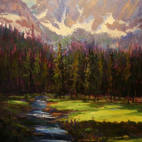My Favorite Meadow by Randall Tillery
