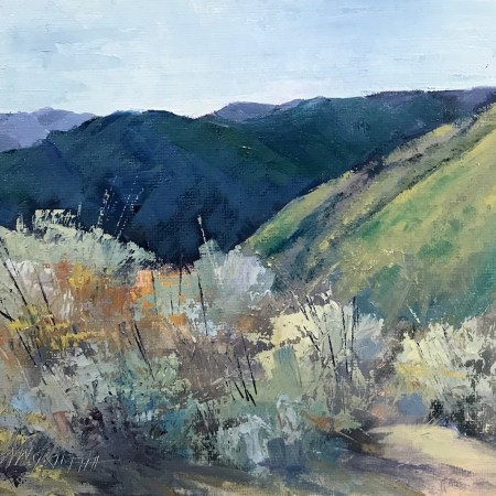 High Country Sage by Bonnie Griffith