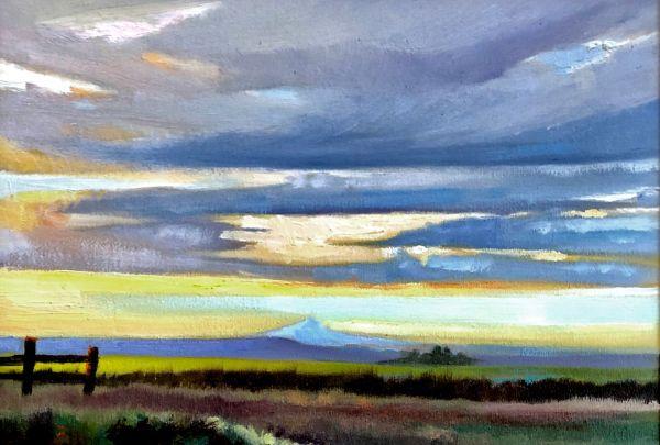 On the Way Home by Janice Druian