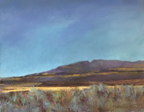 Oregon Outback by Steve Bennett