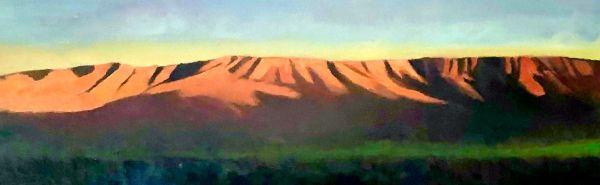 Steens View by Janice Druian