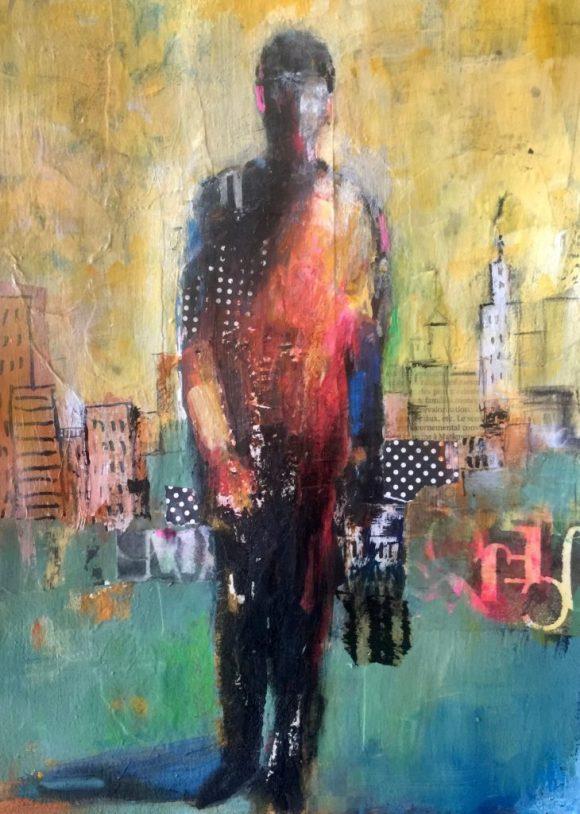 Working 9 to 5 by Barbara Enochian