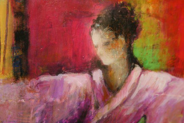 (Close-up) Kimono Love by Barbara Enochian